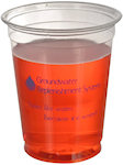 5oz Soft Sided Clear Cups